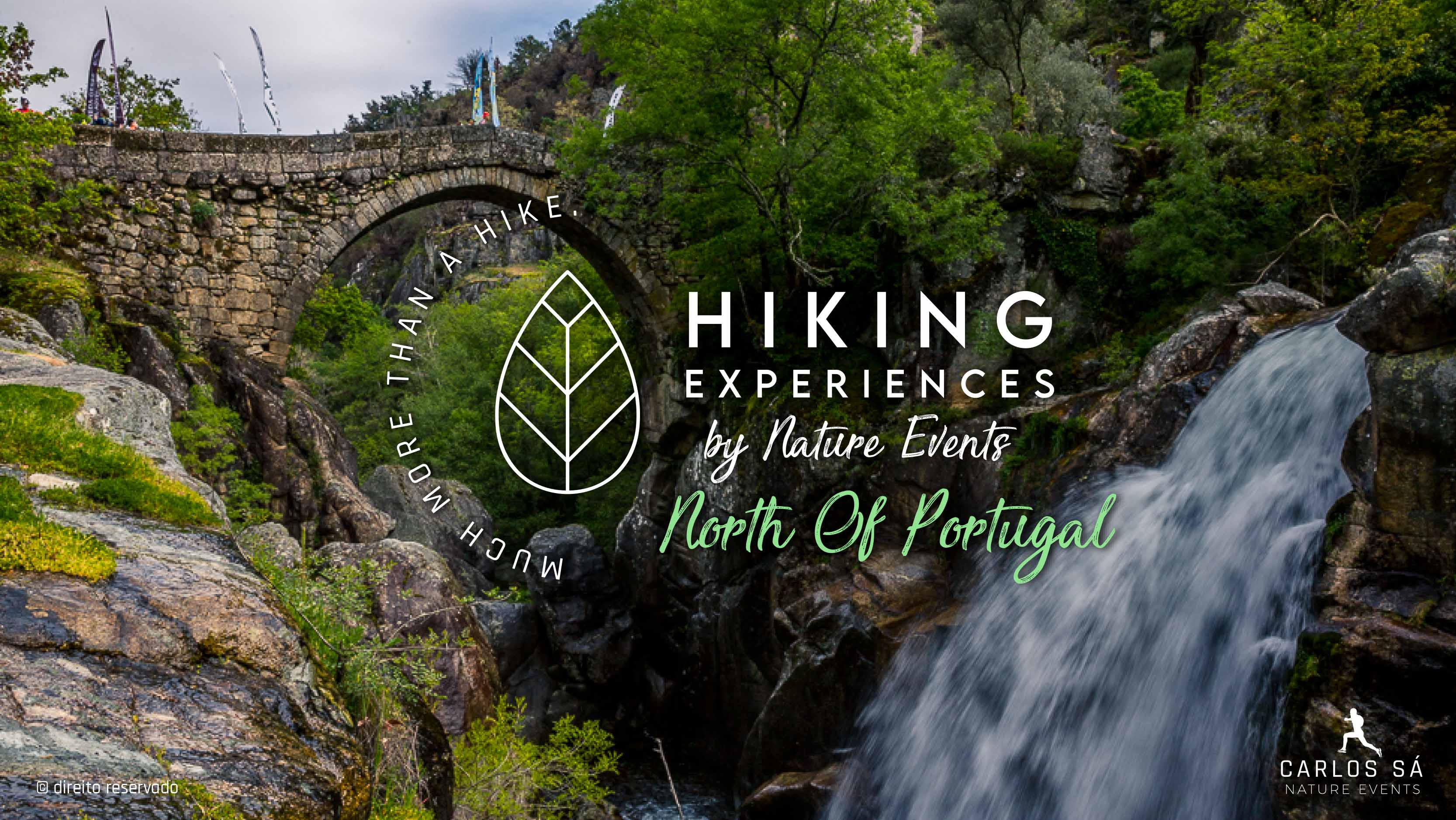 HIKING EXPERIENCES NORTH OF PORTUGAL